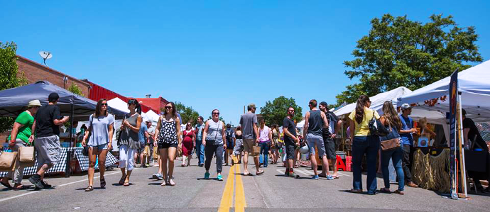 Denver's Spring Flea Has New Location and New Beer